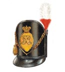 Infantry Officer's Shako 1811-16