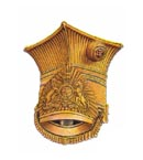 Officer's full dress cap 1820