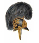 Officer's full dress helmet 1822-31