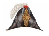 Officer's Levée head-dress 1830